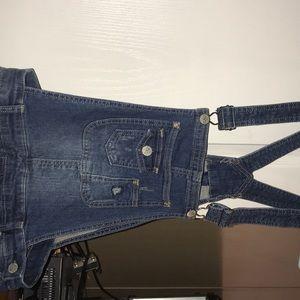 Denim - Jean overalls never worn